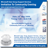 Community Evening at TechEd India